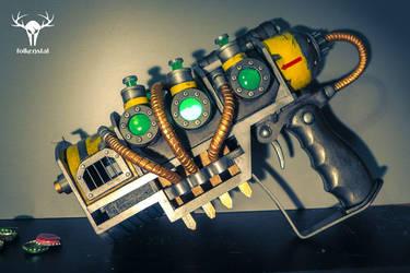 Plasma Pistol Replica - Fallout 4 by Folkenstal
