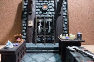 Skyrim house - Skyrim Miniatures by Folkenstal