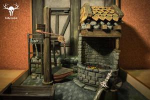 Warmaiden Forge - Skyrim Miniatures by Folkenstal