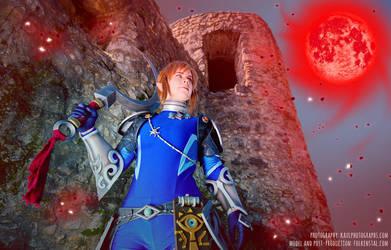 Blood Moon - The Legend of Zelda by Folkenstal