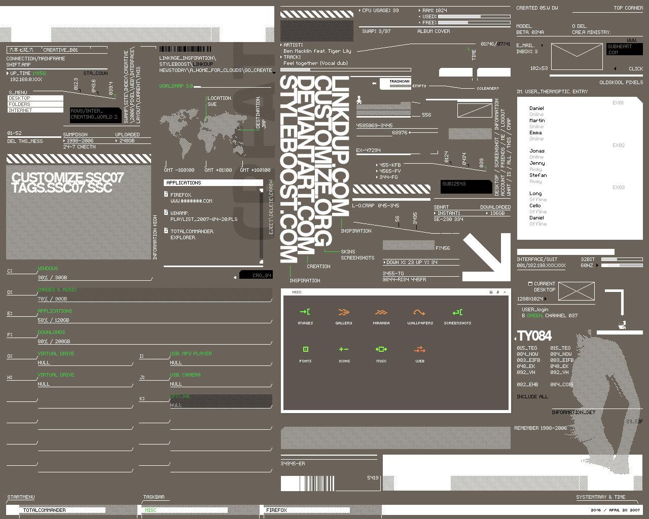 PixelDesk07 by ahlberg