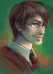Harry Potter by Sepsku
