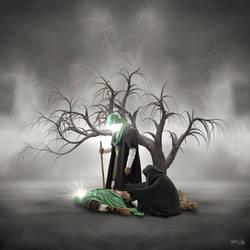 Tree of Sorrows by almahdi