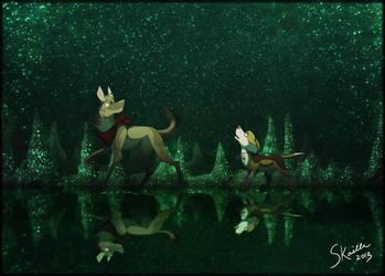 Lonesome Dreams by Skailla
