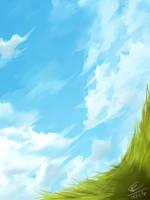the Sky by moconiz