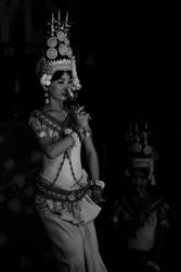 dancers bw series 05 by eyeobscura
