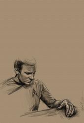 Kirk by AmandaTolleson