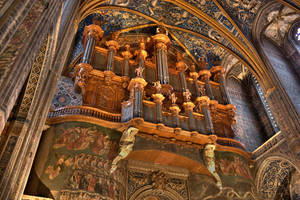 Cathedrale Sainte Cecile by stntoulouse