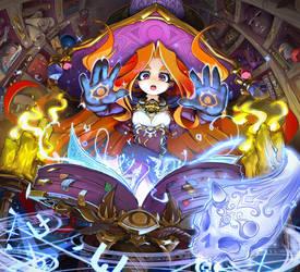 Witch by Krokobyaka
