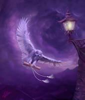 The Messenger by MeeranUhm