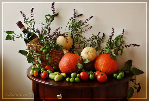 Autumn Festival 1 by AnnaZLove