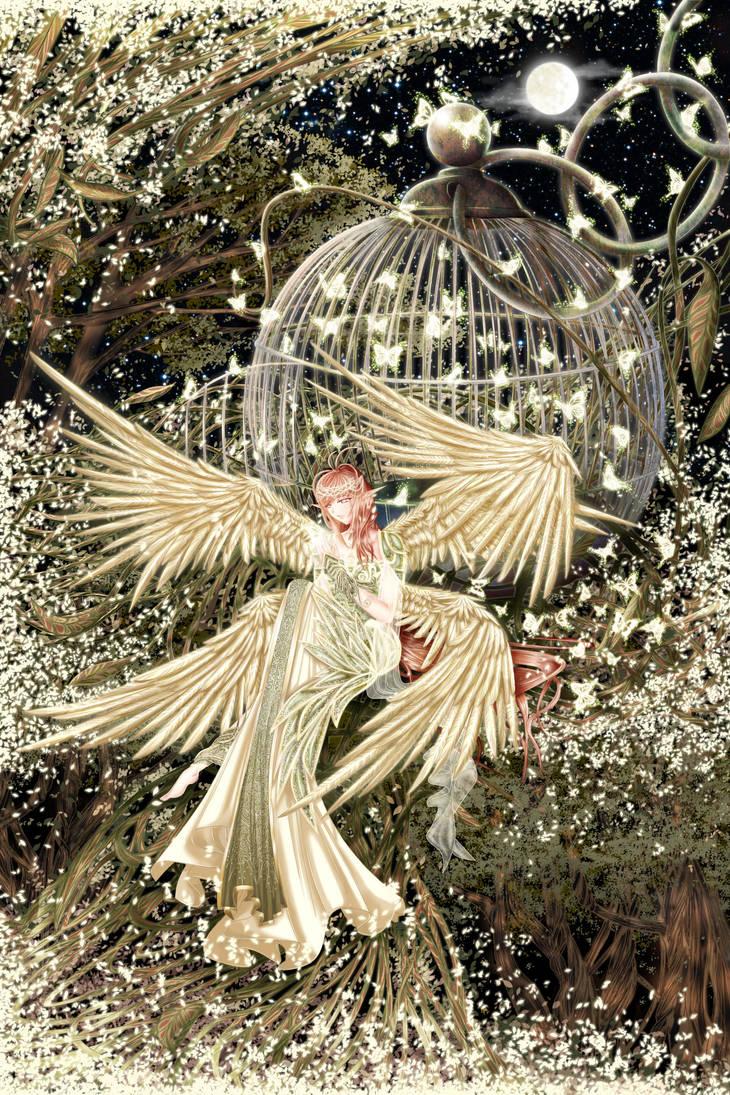 Angel by shioryu