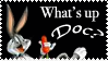 What's up Doc? Stamp by Toonfreak