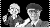 Osamu Tezuka Stamp by Toonfreak