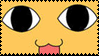 AzuManga Daioh Stamp 3 by Toonfreak