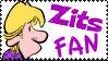 Zits Stamp by Toonfreak