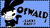 Oswald Stamp by Toonfreak