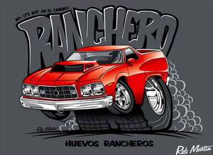 Ranchero 'toon by RobSWD