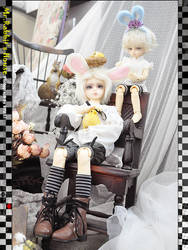 Mr.rabbit1 by xsyueix