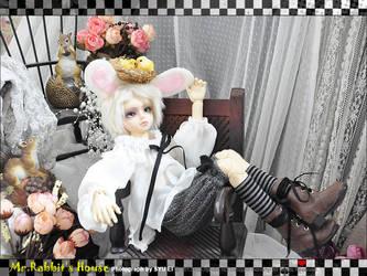 Mr.rabbit2 by xsyueix