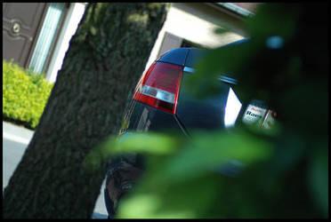 Audi A6 C6 Rear by D-iesel