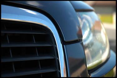 Audi A6 C6 Nose Closeup by D-iesel