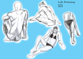 Live drawing compilation 4 by 7oneders