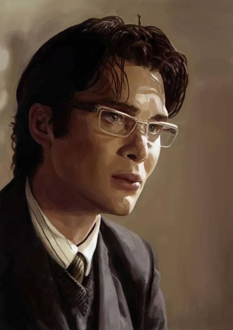 Cillian murphy digi painting by 7oneders