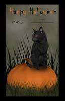 Happy Halloween '07 - I by Jenna-Rose