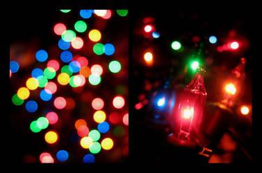 Christmas Lights by Jenna-Rose