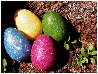 Happy Easter 2012 by Jenna-Rose