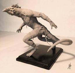 Griffin by Zhrayde