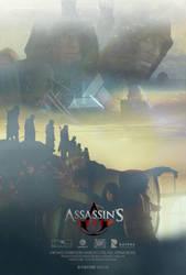 Assassin's Creed custom Movie Poster by MyCreedCosplay