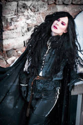 Yennefer from Witcher series by DungeonQueen