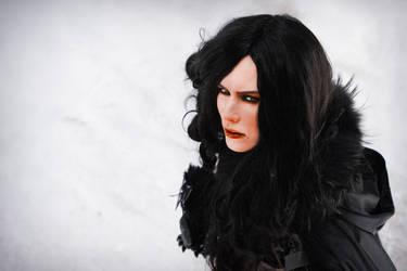 Yenna portrait by DungeonQueen