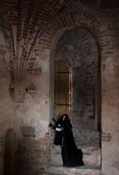 Kaer Morhen interior by DungeonQueen
