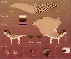 Darwin Reference Sheet by vtforpedro