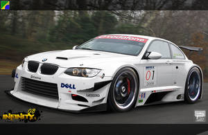 BMW M3 WTCC version by kairusevon
