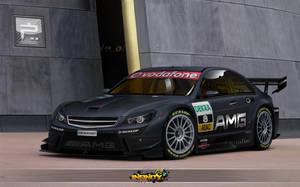 Mercedes-Benz C63 AMG by kairusevon