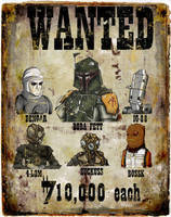 Bounty Hunters by MatthewFletcher720