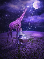 Collecting stars by MariLucia