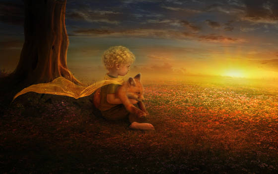 The Little Prince by MariLucia