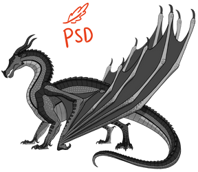 SkyWing PSD Base [Download in desc] by FearlessMist