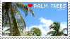Palm Tree Stamp 2 by karastamps