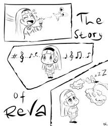 the story of reva by BlaztDesign