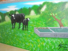 Bar Cows by Dragunalb