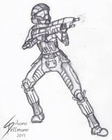 Sigrun sketch by Dragunalb
