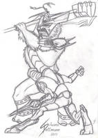 Brute Smash! by Dragunalb