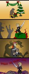 Merry Christmas by Dragunalb