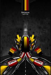 Belgium by Kwayl